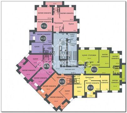 Продам 2-комн. квартиру, Тюменский 2 мкр, Суходольская, 23 - Фото 3