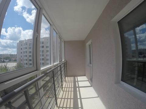 Продается 1- комнатная квартира с качественной черновой отделкой - Фото 1