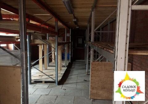 Под склад/про-во, отаплив, раб. сост, выс. потолка 4,5 м, пол бетон - Фото 3