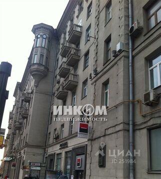 3-к кв. Москва Тверская ул, 15 (87.7 м) - Фото 2
