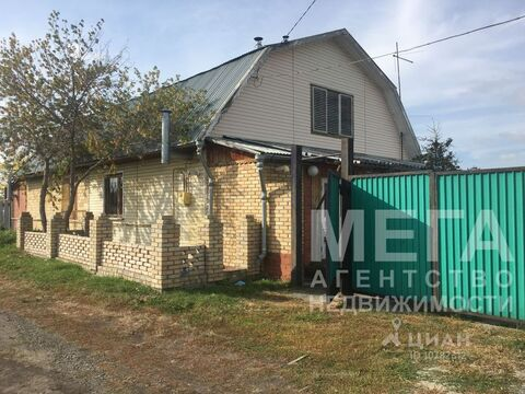 Дом в Челябинская область, Красноармейский район, с. Миасское (126.0 . - Фото 1
