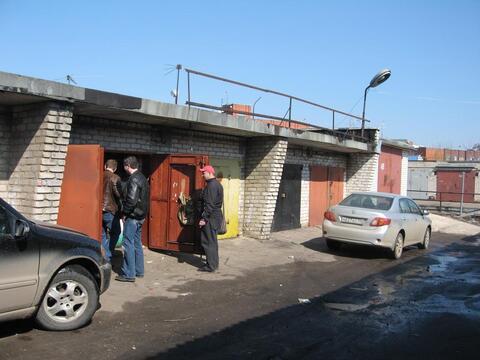 Не дорогой гараж в центре города, ГСК Чайка - Фото 3