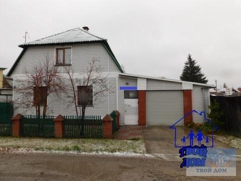 Продам дом 155 кв.м. в Новосибирске, Калининский район, ул. Чкалова - Фото 1