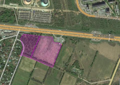 Участок 6,81 Га на 31 км МКАД для развития бизнеса - Фото 2