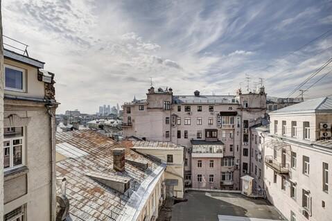 Продам 6-к квартиру, Москва г, 2-й Обыденский переулок 12 - Фото 1