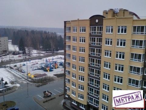 Продается 1-комнатная квартира в Балабаново, Купить квартиру в Балабаново по недорогой цене, ID объекта - 318543398 - Фото 1