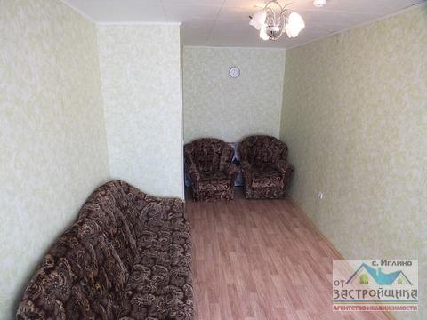 Продам 1-к квартиру, Иглино, улица Ворошилова 28а - Фото 4