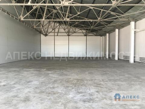 Аренда помещения пл. 780 м2 под склад, производство, Домодедово . - Фото 2