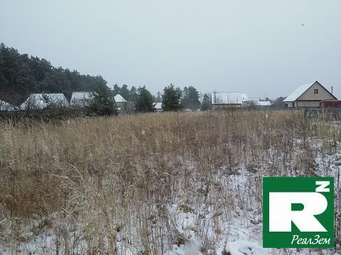 Продается земельный участок 10 соток в деревне Потресово - Фото 1