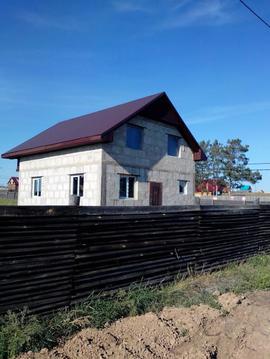 Дом под отделку, теплый, в Хомутово-Западный - Фото 1
