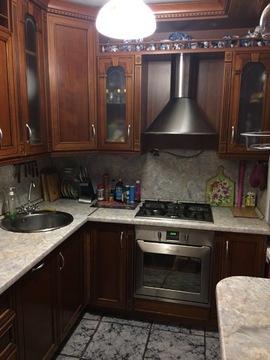 Продается просторная 4 комнатная квартира в центре города Пушкино, ул. - Фото 1