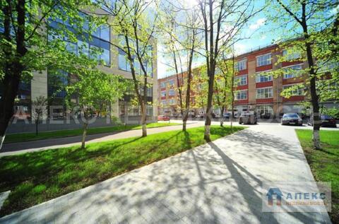 Аренда офиса 886 м2 м. Марьина роща в бизнес-центре класса В в Марьина . - Фото 4