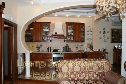 Дом, Рублево-Успенское ш, 14 км от МКАД, Малое Сареево. Малое Сареево. . - Фото 4