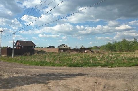 Участок 15 соток В д.Моносеево Щелковского района МО - Фото 1