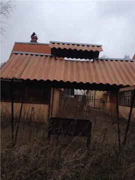 Земельный уч. 10 сот.+дом, Балабаново, деревня Скуратово (ном. . - Фото 3