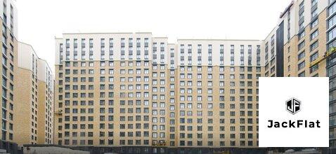 """ЖК """"Only""""-апартамент 75,83кв.м. с отделкой, 3 спальни и кухня-гостиная - Фото 3"""