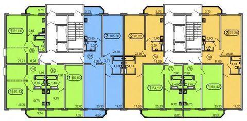 К продаже предлагается 2-х комнатная квартира повышенной комфортности. . - Фото 4