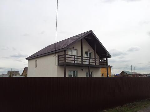 Продается новый дом 174м2 на 10 сотках, д.Малышево - Фото 2