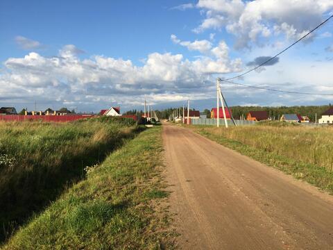 Участок в деревне Алексеевское Солнечногорский район - Фото 5