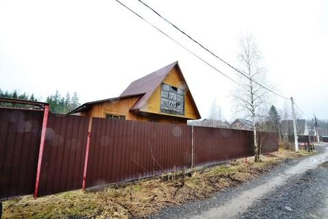 Дача в коттеджном поселке, в окружении леса - Фото 1