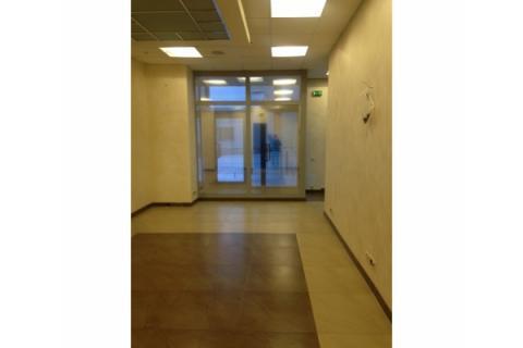 Офис 160м2, Бизнес центр, 2-я линия, Михалковская улица 63бс4, этаж . - Фото 1