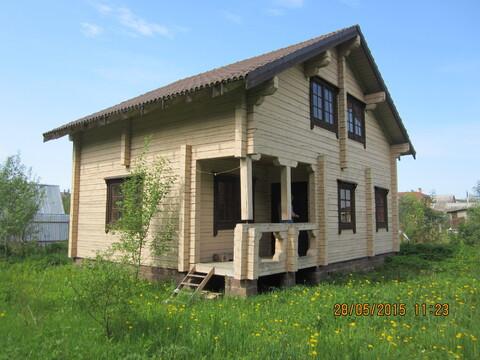 Продается двух этажный дом на участке 10 соток(по факту 15соток) в СНТ - Фото 2