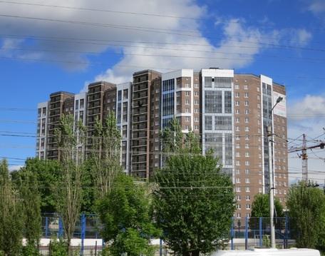 В продаже 1-комнатная квартира в новом 18-этажном монолитном доме - Фото 1