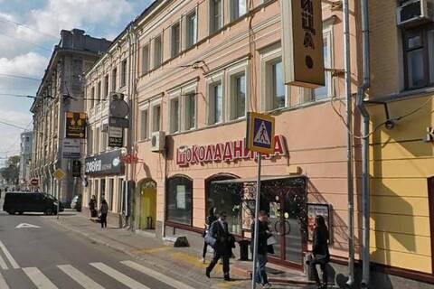Продажа торгового помещения, м. Курская, Ул. Покровка - Фото 2