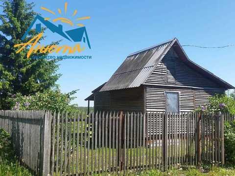 Участок 12 соток в деревне Потресово с красивым видом на реку Протву - Фото 2