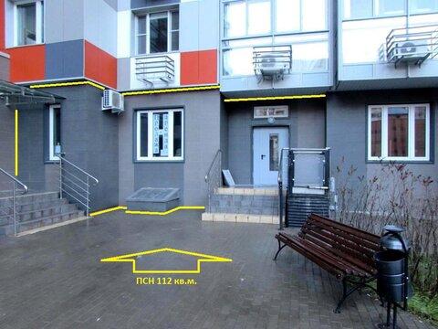 Псн 112 кв.м. с евро ремонтом в заселенной новостройке р-на Митино - Фото 3