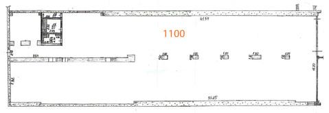 Помещение свободного назначения 1100 м^2 - Фото 1