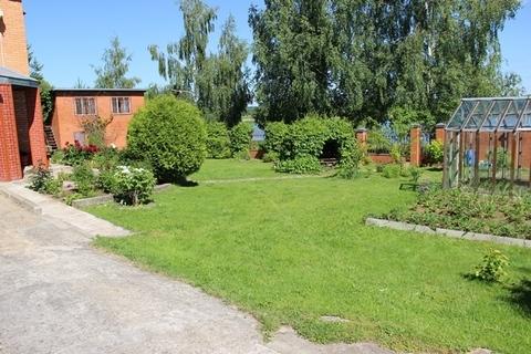 Продаю дом, земельный участок 13 соток в д. Скулино на первой линии от - Фото 5