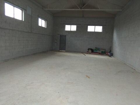 Помещение 150 м.кв, красивое кирпичное, изолированное, свои ворота - Фото 1