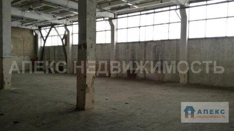 Аренда помещения пл. 1000 м2 под склад, Мытищи Ярославское шоссе в . - Фото 4