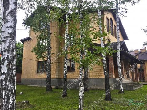 Алтуфьевское ш. 1 км от МКАД, Нагорное, Коттедж 450 кв. м - Фото 4
