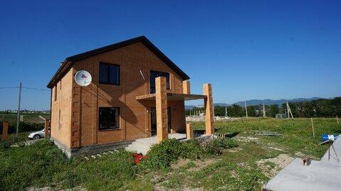 Купить готовый дом в Новороссийске, Мысхако. - Фото 1