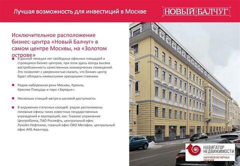 Продажа псн, м. Новокузнецкая, Ул. Садовническая - Фото 3