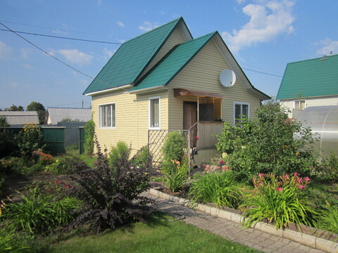 Дом в СНТ Сосна - Фото 1