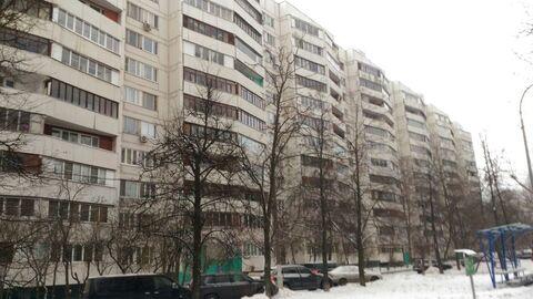 Продам 1-к квартиру, Москва г, Бирюлевская улица 58к2 - Фото 1