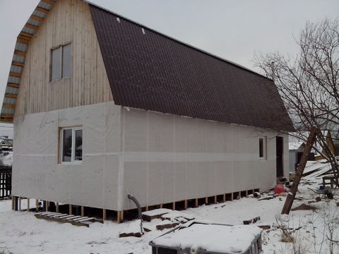 Продам дом в Выльгорте - Фото 1