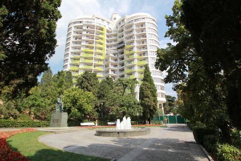 Продается однокомнатная квартира в Ялте , Приморский парк в ЖК Лотос - Фото 2