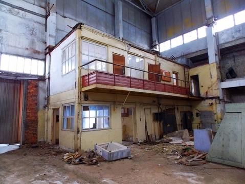 Производственно-складской цех 1500 кв.м в Иваново - Фото 4