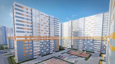 Просторная квартира в новом ЖК Норвежский квартал! - Фото 4