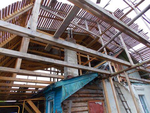 Кирпичный двухкомнатный дом с г/о в г. Вичуга Ивановской области - Фото 3