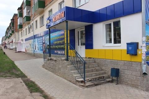 Торговое помещение в Кумертау - Фото 1