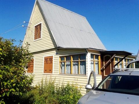 Дачный дом 65 м2 с. Ильинское - Фото 1