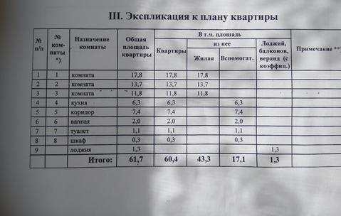 Продажа квартиры, м. Гражданский проспект, Культуры пр-кт. - Фото 4