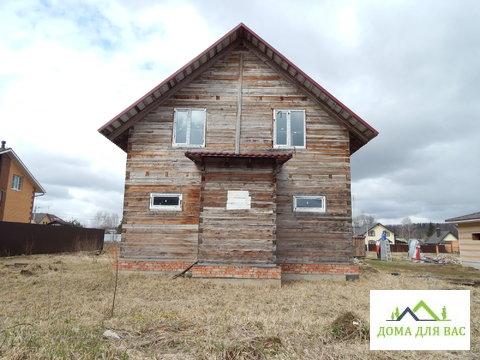 Цена снижена!Дом 135 кв.м на 8 сотках рядом с Москва рекой в п.Тучково - Фото 3