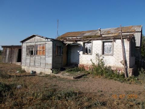 Продаю Дом 30 кв.м с Участком 8 соток, Заплавное, Волгоградская обл - Фото 3