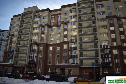 Сдается 1-ком. кв, 37 кв.м, улица Курыжова, д. 19/1 - Фото 1